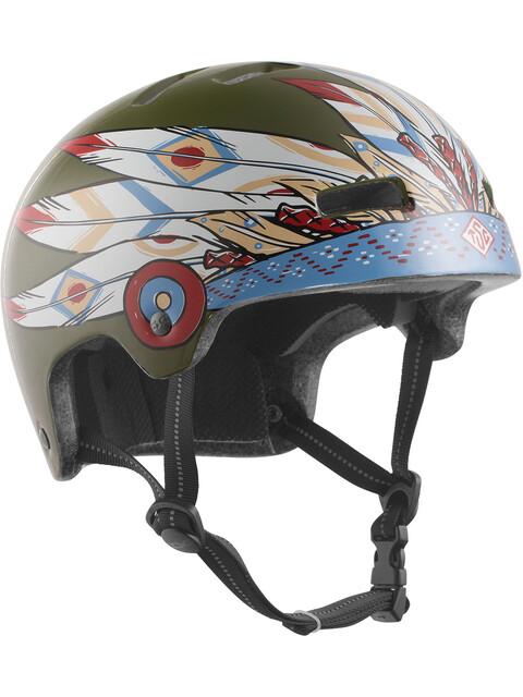TSG Nipper Maxi Graphic Design Helmet chief